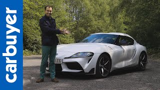 Toyota Supra 2020 in-depth review - Carbuyer