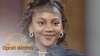 The Girl with 1,000-Plus Letters In Her Name | The Oprah Winfrey Show | Oprah Winfrey Network