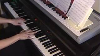 スピラーレ (spirale) from ARIA Origination performed with piano