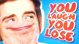 YOU LAUGH? YOU LOSE! CHALLENGE