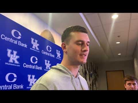 Ben Jordan talks about new adjustments