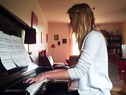River flows in you de Yiruma au piano (musique du film Twilight)