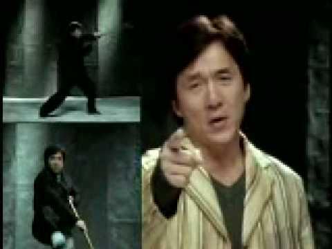 Jackie Chan canta Wong Fei Hung (De la pelicula Mulan)