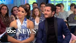 Victoria Arlen calls 'DWTS' elimination 'devastating'