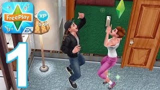 The Sims: FreePlay - Gameplay Walkthrough Part 1 (iOS, Android)