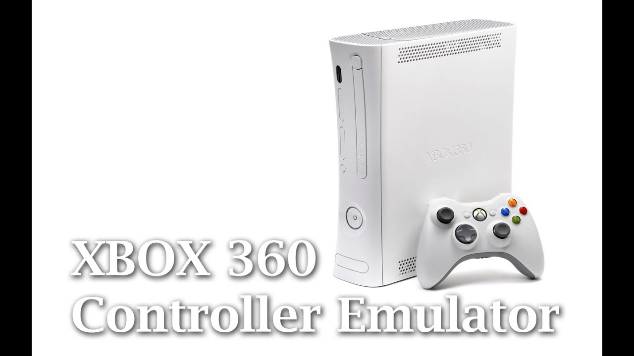 X360ce controller emulator has stopped working : suncouchurch
