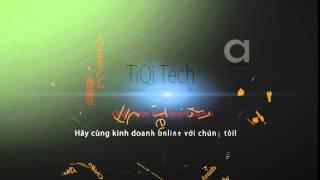 Kinh doanh trên internet - TiQi Tech Video Particles 13