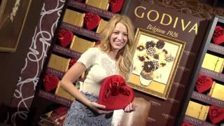 GODIVA Chocolatier 2012 Valentine's Day Launch