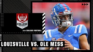 Louisville Cardinals vs. Ole Miss Rebels | Full Game Highlights