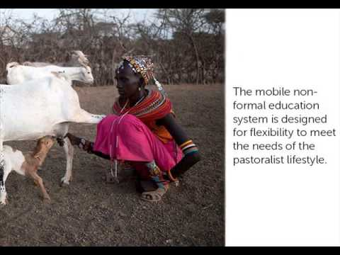 Adeso Mobile Non Formal Education Photostory