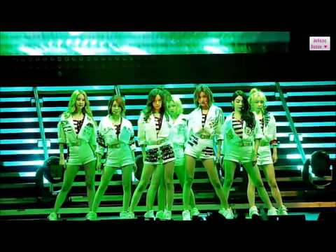 GIRLS GENERATION - CATCH ME IF YOU CAN (mirrored)