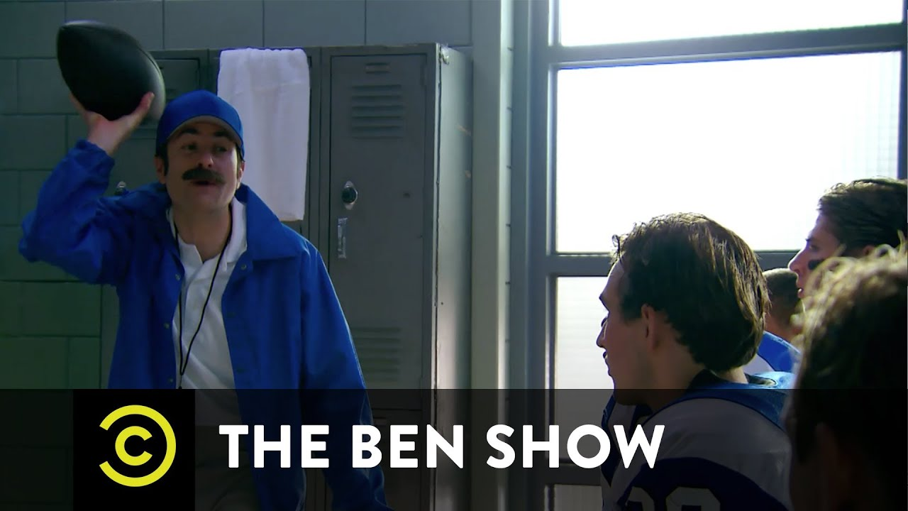 the ben show football coach uncensored youtube