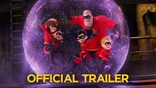 Incredibles 2 Official Trailer HD