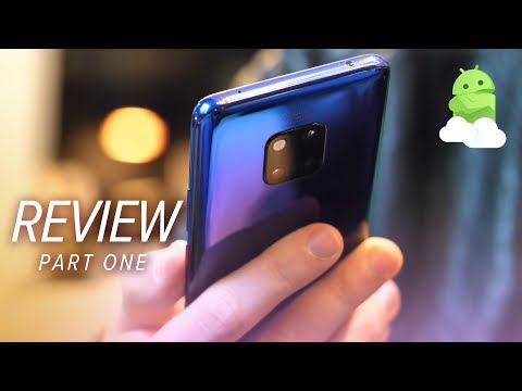 video HUAWEI Mate 20 Pro