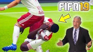 FIFA 19 FAILS - Funny Moments & Epic Goals #3 (Random Glitches & Bugs Compilation)