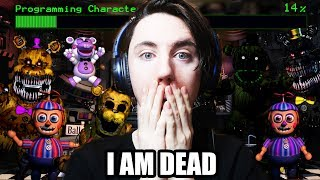 """ANIMATRONIC INFO REVEALED! PREPARE TO DIE ALOT... 