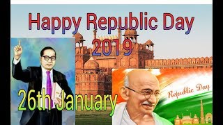 #Happy Republic Day 2019|National anthem by instrumental music|Classic Assam3.0