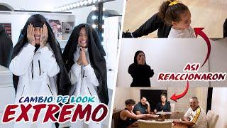 NOS HICIMOS EL MISMO CAMBIO DE LOOK 😱 (reacción de la familia)   Cesar Pantoja