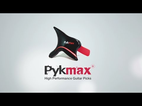 About Pykmax High Performance Guitar Picks - Featuring Andy James Cover