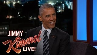 President Obama on The Cubs and Bill Murray