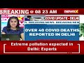 40 + Covid deaths reported from Delhi in 24 hrs | NewsX  - 02:57 min - News - Video