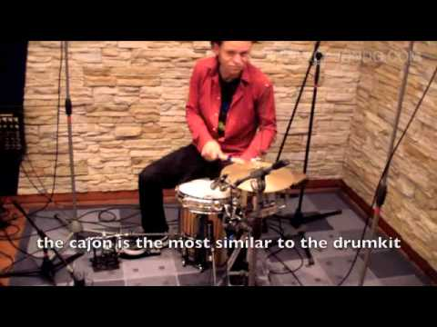De Gregorio DG De Gregorio Cajon Pedal DGPEDAL | Buy at Footesmusic