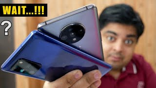 Samsung Galaxy S10 Lite vs Oneplus 7T | Don't Buy Wrong Phone