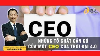 CEO Xây Dựng Hệ Thống Bắt Đầu Từ Đâu | Để Doanh Nghiệp Phát Triển Khỏe Mạnh - Học Viện CEO Việt Nam