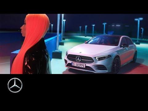 Mercedes-Benz A-Class 2018: Just like You with Nicki Minaj | MBUX