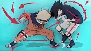 The Genius Behind Naruto's Fight Scene Animations - Norio Matsumoto