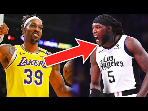 Montrezl Harrell MAKES THE LOS ANGELES LAKERS UNSTOPPABLE! Dwight Howard BACKS OUT OF CONTRACT