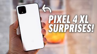 Pixel 4 Hands-On: Things you won't see on a spec sheet