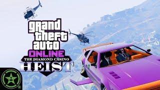 The Heist Starts NOW - The Diamond Casino Heist - GTA V