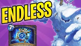 NEVER ENDING GIANTS | Overload Shaman | The Witchwood | Hearthstone