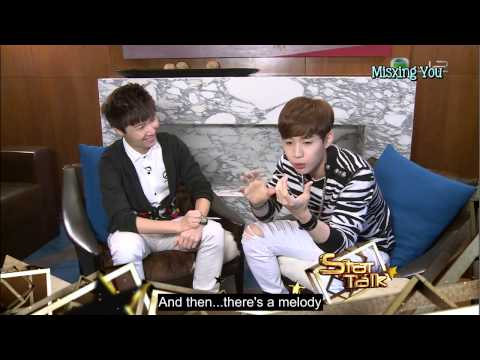 [ENG SUB] 140911 Henry - Hong Kong J2 Interview Cut