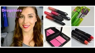 Repeat youtube video Drugstore Discount Haul [DISCOUNT JUNE]