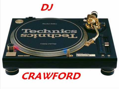 DJ CRAWFORD Audio Fallout - Blokhe4d Last Days Of Disco Double Drop