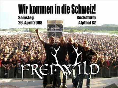 Frei.Wild Freiwild top Qualität