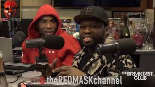 50 cent calls Diddy Gay on Breakfast Club.(1-9-18)