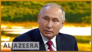 🇷🇺 🇯🇵 Putin proposes peace with Japan by year's end | Al Jazeera English
