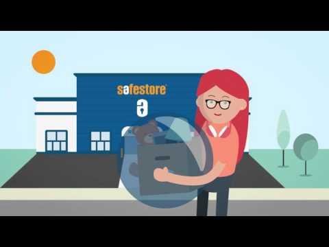 Why do I need insurance - short animation by Safestore Self Storage