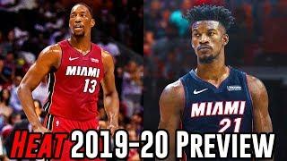 Miami Heat 2019-20 NBA Season Preview