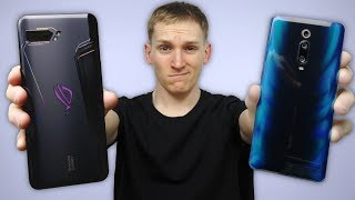 ROG Phone 2 vs Redmi K20 Pro - Heavyweight Battle!