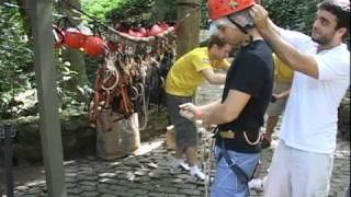 Esportes radicais atraem cariocas e turistas
