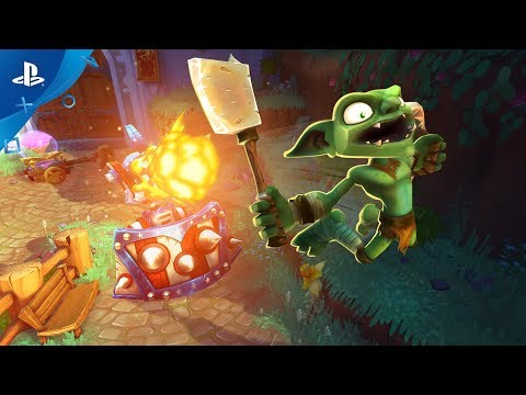 Dungeon Defenders II Video Screenshot 1