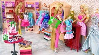 Barbie Clothing Store My Scene My Boutique Accessory Shop Toko aksesoris Barbie Loja de acessórios