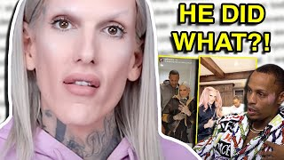 JEFFREE STAR EX SPEAKS OUT AGAINST HIM