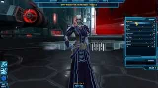 Star Wars: The Old Republic - Classes e Gameplay