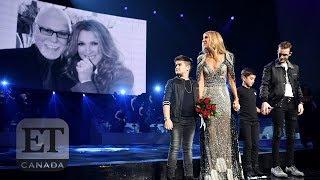Celine Dion Talks Her Last Vegas Show