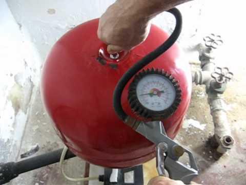 Hidrosfera o tanque hidroneum tico carga de aire por aver a for Compresor hidroneumatico